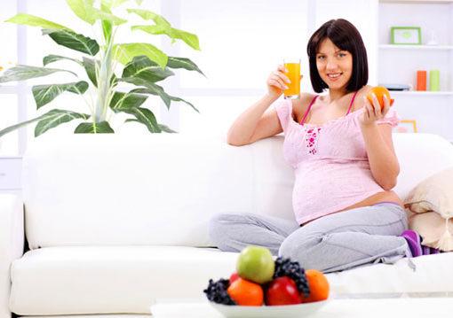 Можно ли пить соки во время беременности?
